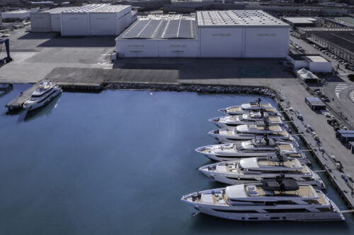 FERRETTI GROUP: STRONG GROWTH IN FIRST QUARTER 2021
