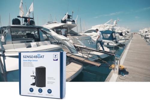 Sense4boat monitoring system