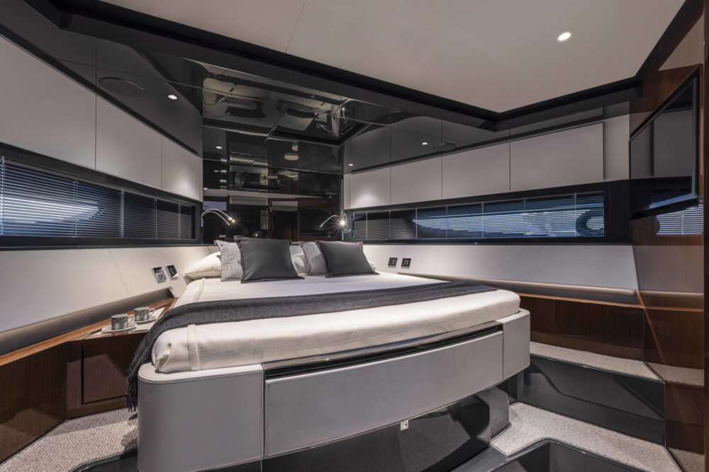 Riva 68' Diable Project - Interior