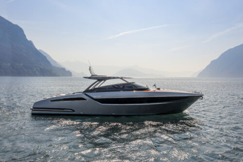 New Dolceriva with Hard Top: a marvel of design, comfort and relaxation.