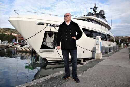 New chairman of the Yacht Club Portorož