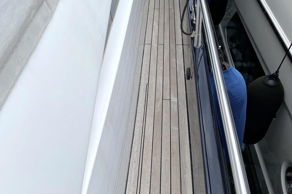Sunseeker 75 Yacht «MARTHA» - Внешний вид