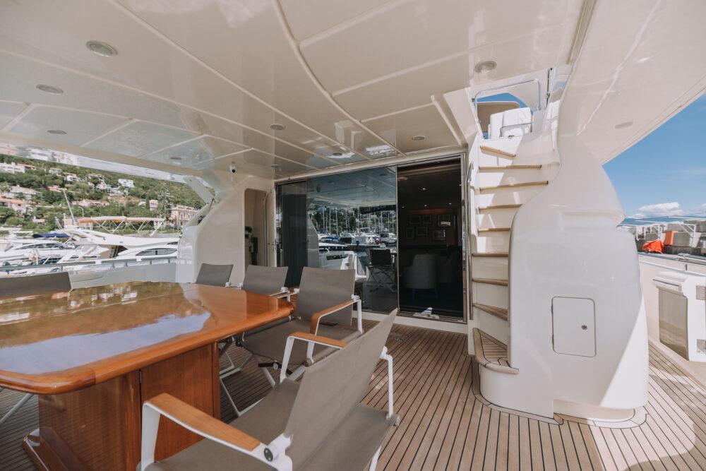 Ferretti Yachts 830 #30 - Exterior