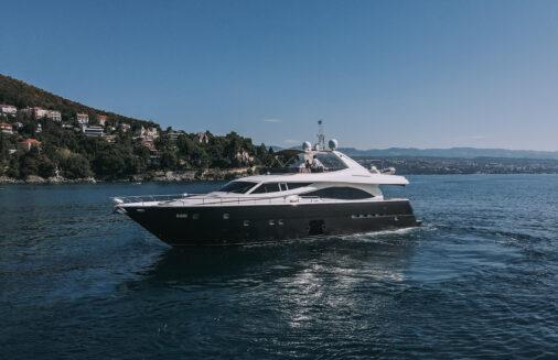 Ferretti Yachts 830 #30