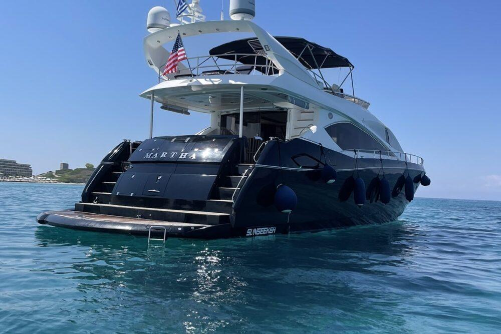 Sunseeker 75 Yacht «MARTHA» - Рекомендуемые