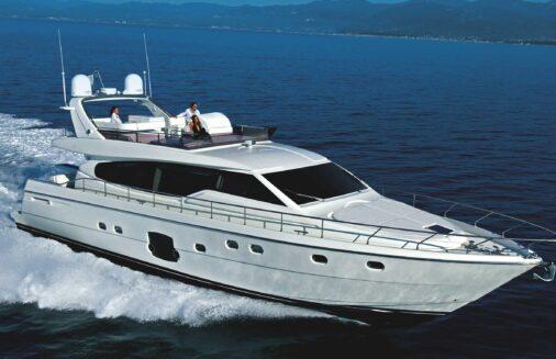 "Ferretti Yachts 630 ""Alatna"""